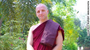 Being a monk in an rapidly changing Myanmar