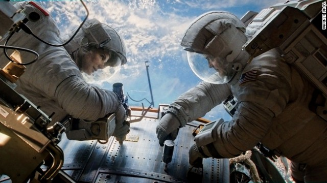"Winner: ""Gravity"" was a widely praised hit. It will figure in awards chatter."