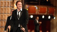 A lawsuit filed by Academy Award winning screenwriter and celebrated director Quentin Tarantino against the Gawker website for linking to a script for a future movie project was dismissed Tuesday by a federal judge.