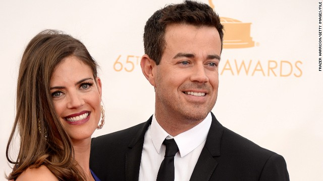 Carson Daly is engaged