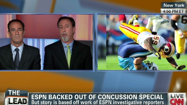 New documentary and book explores NFL's 'concussion crisis'
