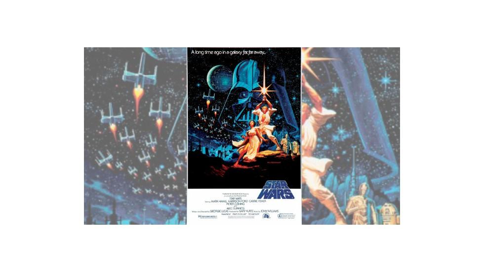 'La guerra de las galaxias'