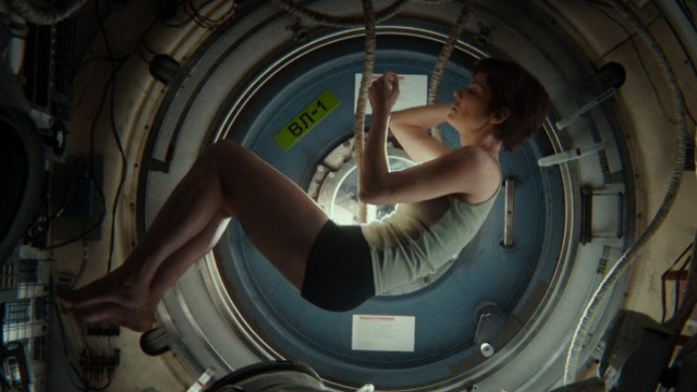 'Gravity' director: Bullock should have been in adult diapers