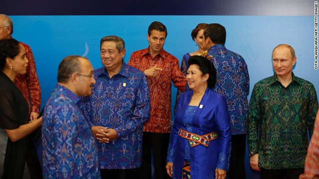 Apec Fashion Hits And Misses
