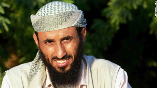 Nasir al Wuhayshi is leader of al Qaeda in the Arabian Peninsula.