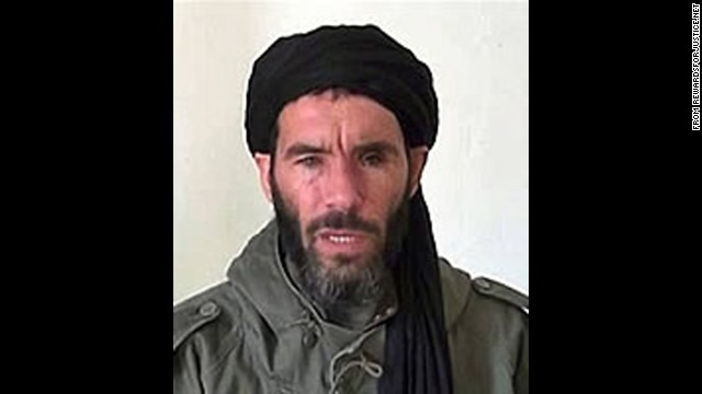Moktar Belmoktar is the leading figure of al Qaeda in the Islamic Maghreb. A reward up to $5 million has been offered by the U.S. government.