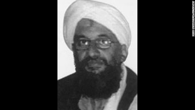 <a href='http://www.cnn.com/2011/WORLD/meast/06/16/al.qaeda.new.leader/index.html'>Ayman al-Zawahiri</a> is the leader of al Qaeda. A reward up to $25 million has been offered by the U.S. government.