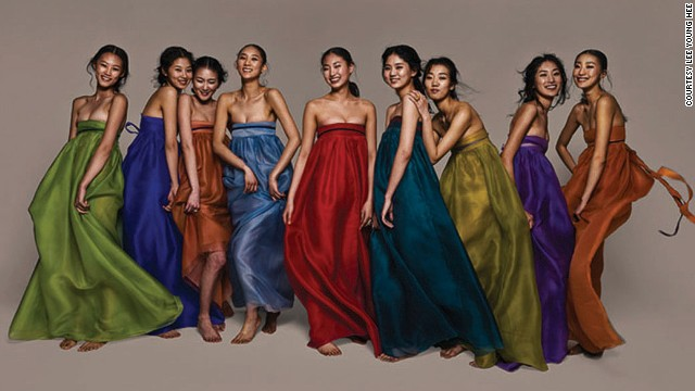 "While many in Korea are scandalized at Lee Young Hee's ""anachronistic"" designs of hanbok, the designer continues to push ahead with new takes that evoke the traditional silhouette."