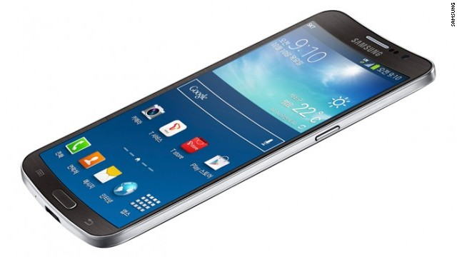 samsung announces curved galaxy round cnn samsung announced the galaxy express for europe asia 640x360