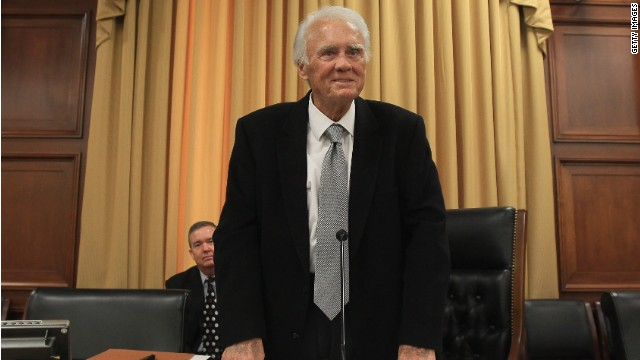 Longest serving House Republican dead at 82