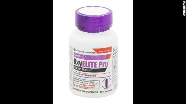 The company is stopping domestic distribution of OxyElite Pro with the purple top and OxyElite Pro Super Thermo Powder.