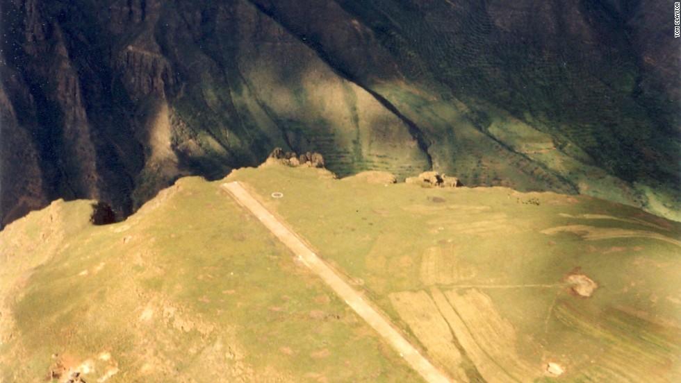 Pista Aérea Matekane, Lesoto