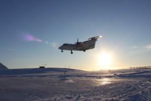 Aeropuerto Harstad/Narvik, Noruega