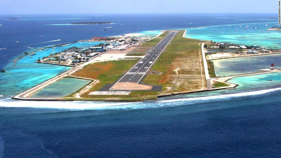 Aeropuerto Malé, Maldivas