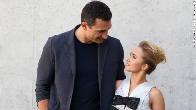 Hayden Panettiere and her fiance, Wladimir Klitschko, <a href='http://www.eonline.com/news/548192/hayden-panettiere-pregnant-with-her-and-fiance-wladimir-klitschko-s-first-child' target='_blank'>are reportedly</a> in the family way, quietly expecting their first child together.