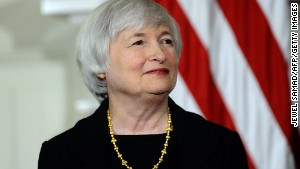 Janet Yellen: 5 things you didn't know