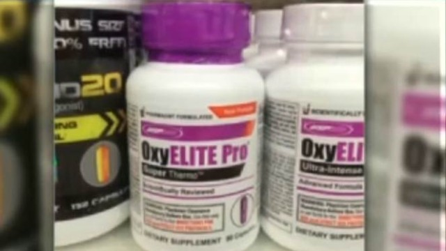 Liver Damage Linked to Supplement OxyElite