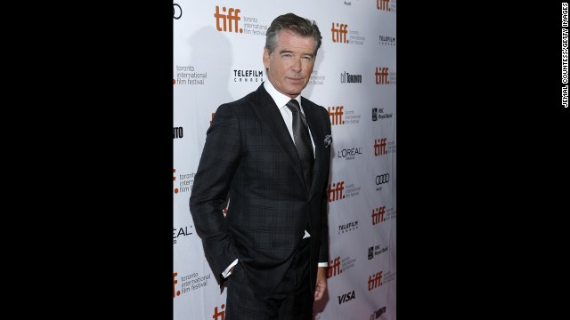 "Now 60, Pierce Brosnan can still play the older gentleman who falls for a younger lover, as he did in this year's ""Love Is All You Need."" It has been 12 years since the former 007 was named People magazine's Sexiest Man Alive, but Brosnan is secure in his standing. ""There's nothing to prove,"" <a href='http://www.today.com/entertainment/60-pierce-brosnan-still-sexy-strong-i-feel-comfortable-my-6C9538497' target='_blank'>he told ""Today"" in April</a>. ""I feel comfortable in my own skin."""
