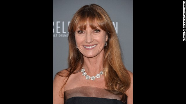 "Like many of her 60-something counterparts, Jane Seymour has no problem getting cast in a sensual role. The 62-year-old actress recently appeared <a href='http://www.thewrap.com/tv/article/jane-seymour-talks-sex-surrogates-being-bond-girl-and-making-out-heather-locklear-100046' target='_blank'>on ""Franklin & Bash"" as a ""sex surrogate."" </a>"