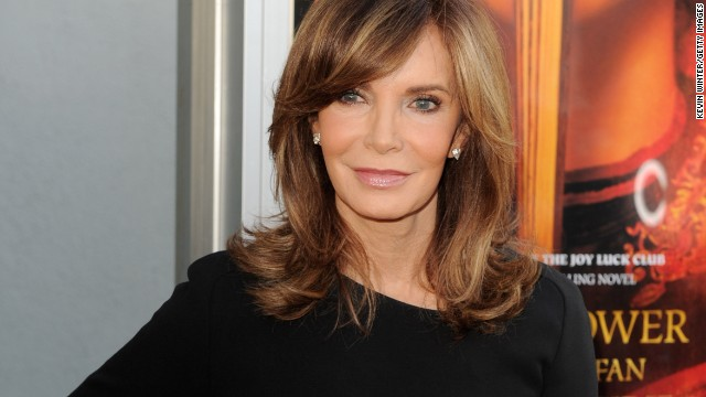 "For some reason, former ""Charlie's Angel"" Jaclyn Smith never considered herself to be a sex symbol, but we politely disagree. At 67, Smith, a cancer survivor, still has the poise and beauty we were first introduced to years ago. Check out how she stunned the co-hosts of ""The Talk"" last fall."