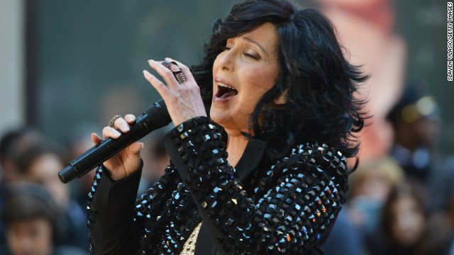 "At 67, Cher has no need to turn back time. On the cover of her latest album, ""Closer to the Truth,"" the singer proved how young she feels in skimpy lingerie, and she's been known to tweet photos of herself in <a href='https://twitter.com/cher/statuses/385180589009420289' target='_blank'>fishnets and knee-high boots</a>. When one fan responded to one such picture asking if Cher has ""discovered how to get hot boys yet,"" Cher responded, ""I'm way too old for hot boys. Hot men, now that's another story."""