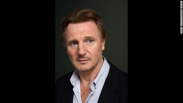 How many 61-year-olds know what it's like to have the Internet practically squeal with glee at the sight of them in boxer-briefs? Liam Neeson does.