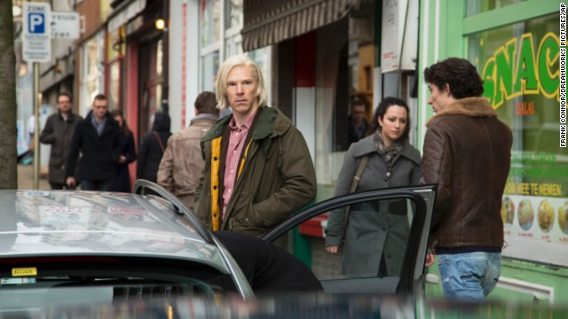 Benedict Cumberbatch: 'Fifth Estate' was no payday