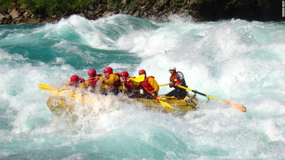 9. Río Futaleufú (Argentina, Chile)