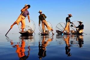 6. Río Irrawaddy (Myanmar/Birmania)