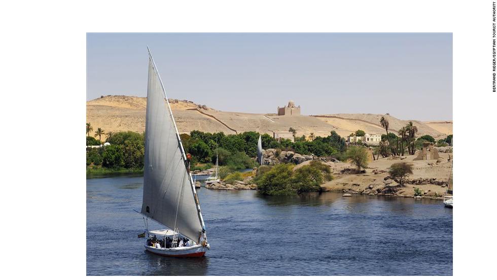 10. Nilo (África)