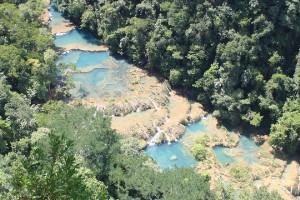 3. Río Cahabón (Guatemala)