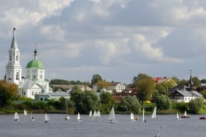 15. Río Volga (Rusia)
