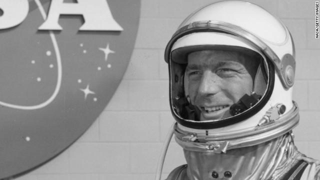 Muere el astronauta Scott Carpenter, el segundo estadounidense en orbitar la Tierra