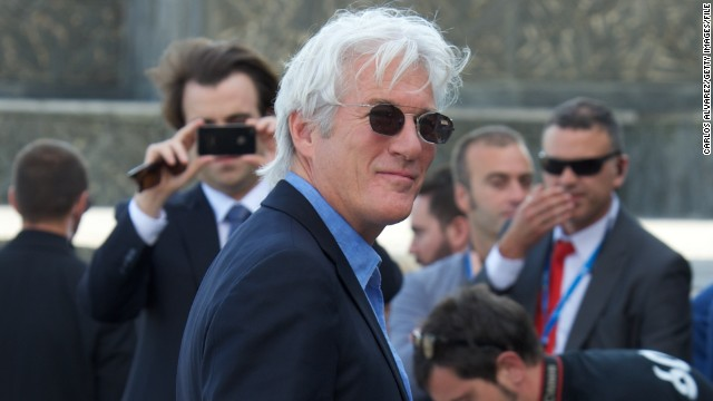 "When 64-year-old Richard Gere opened a boutique hotel in 2012, he told CNN he had a very clear understanding of what he wanted the design to convey. ""Sex -- every choice in here was about sex,"" <a href='http://www.cnn.com/2012/04/17/showbiz/richard-gere-hotel-bedford-post/index.html' target='_blank'>People's former Sexiest Man Alive told CNN. </a>And yet, <a href='http://www.cnn.com/2012/12/25/showbiz/celebrity-news-gossip/richard-gere-oscars/index.html?c=showbiz&page=0' target='_blank'>the guy doesn't believe that he has ""a certain impact"" on the opposite sex. </a>"