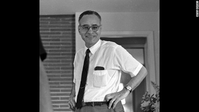 "Ralph Bunche won the Nobel Peace Prize in 1950 for his ""unremitting campaign to develop man's ability to live in peace, harmony and mutual understanding with his fellows,"" according to the Nobel Committee."