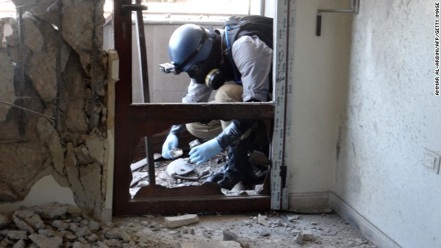 FIRST ON CNN: US intelligence suggests Syria may hide some chemical weapons
