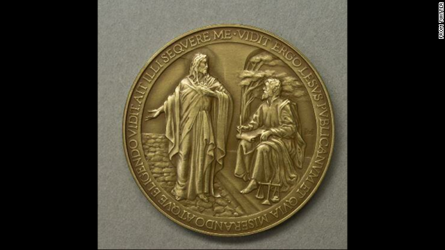 Praise 'Lesus'? Vatican pulls misspelled coins