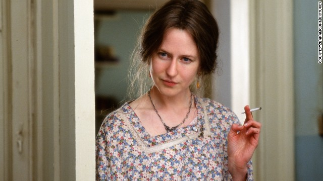 "Nicole Kidman as Virginia Woolf In ""The Hours"""