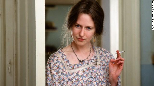 """Nicole Kidman as Virginia Woolf In """"The Hours"""""""