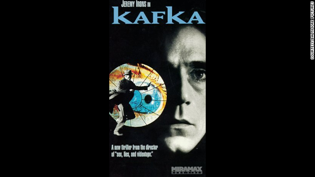"Jeremy Irons as Franz Kafka in ""Kafka"""