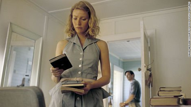 "Gwyneth Paltrow as Sylvia Plath in ""Sylvia"""