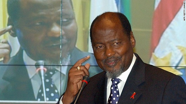 Joaquim Alberto Chissano served as the second President of Mozambique from 1986 to 2005. He received the inaugural Ibrahim Prize in 2007 for transforming Mozambique into one of the most successful African democracies after the country's civil war.<!-- --> </br>