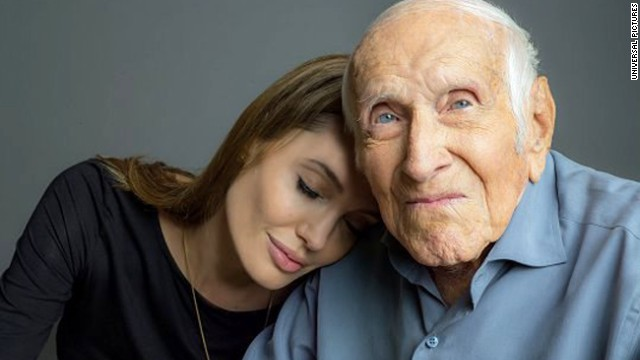 When Angelina Jolie met Louis Zamperini