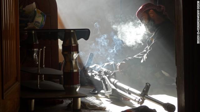 Avanza la destrucción de armas químicas en Siria