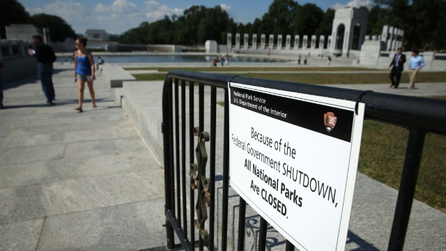 Veterans groups to push to end government shutdown