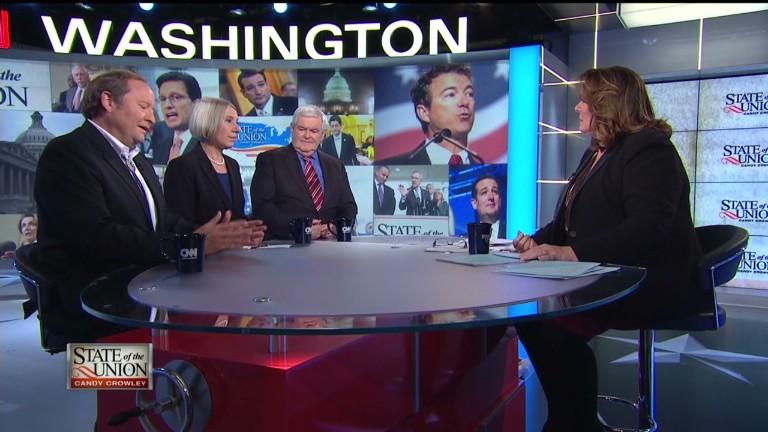 Anita Dunn Don T Underestimate Sen Cruz Cnn Com Video