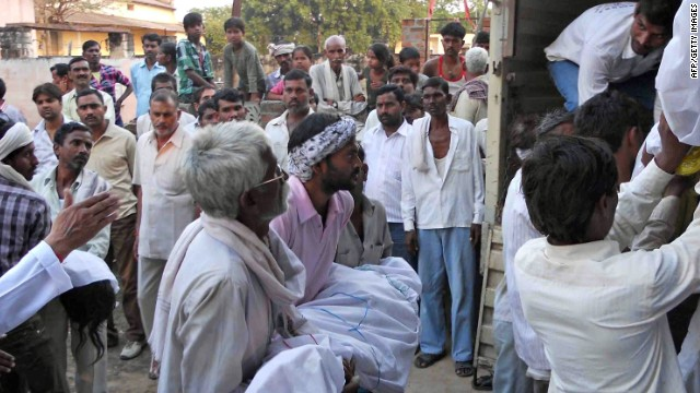 Temple Stampede Leaves 89 Dead In India Cnn Com