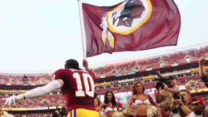 Protest over 'Redskins' name change