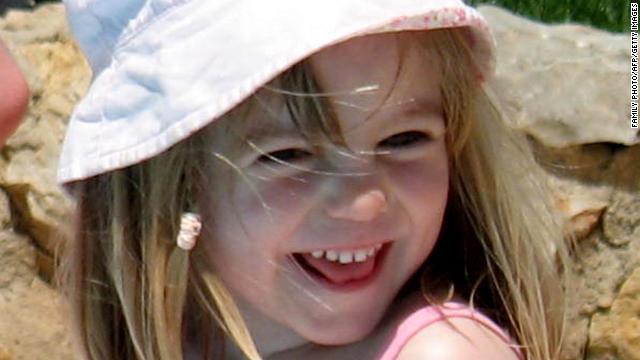 Portugal reabre investigación sobre la desaparición de Madeleine McCann