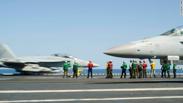 Would U.S. air power work in Iraq?